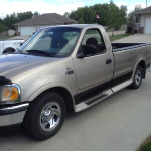 Premium classic senior driven 1997 Ford F150 / convention cab/