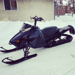 2013 Arctic Cat M8 Ltd 163""