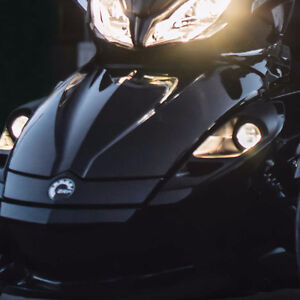 Brp Can-am Spyder Phares Antibrouillard