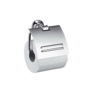 Hansgrohe 42036820 Axor Montreux Toilet Paper Holder Brushed Nic