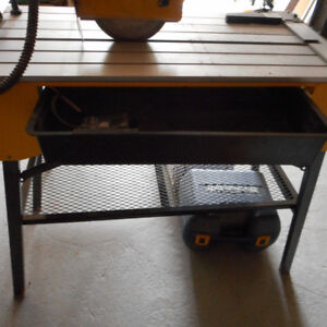 24 inch Wet Saw Tile Cutter