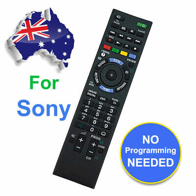 Replacement Universal Remote Control For SONY TV Bravia 4k Ultra HD Au Stock