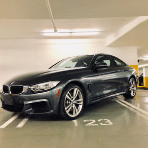 BMW 435i X Drive M package