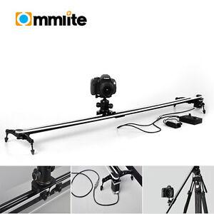 Genuine electronic motorized camera dolly slider time for Motorized camera slider timelapse