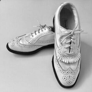 Etonic Ladies Classic Golf Shoes Size 6 - Good Condition
