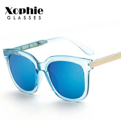 Fashion Womens Retro Vintage Designer Mirrored UV400 Sunglasses Glasses (Sunglasses New Fashion)