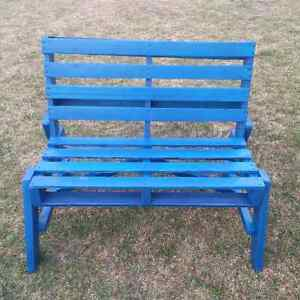 Pallet benches for sale
