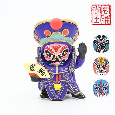 uan Oper 4 Gesicht Puppe Spielzeug Geschenke Figur Tradition (Chinesischen Spielzeug)