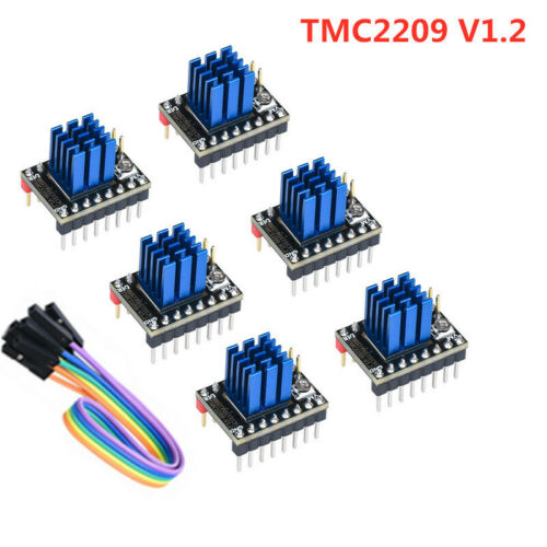 BIGTREETECH TMC2209 V1.2 Stepper Motor Driver For SKR V1.3 V1. 4/Turbo Mini E3