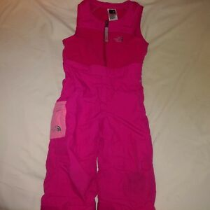 the north face toddler snow suit 2T/2B