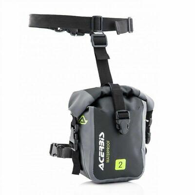 Acerbis No Water Waterproof Motorcycle Enduro Trip Leg Bag - 2 Litre