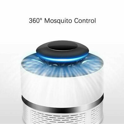 Anti Zanzara Insetti Volanti Killer LED Ammazza Zanzare USB Mini Lampada neu