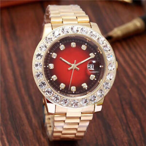 Super bling men's watch