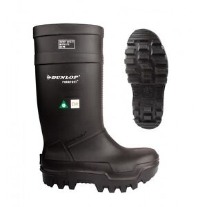 Dunlop work boots