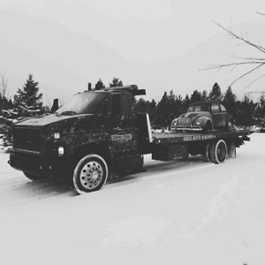Great service great rates! CALL or Text 403 877 2266 Camo Tow