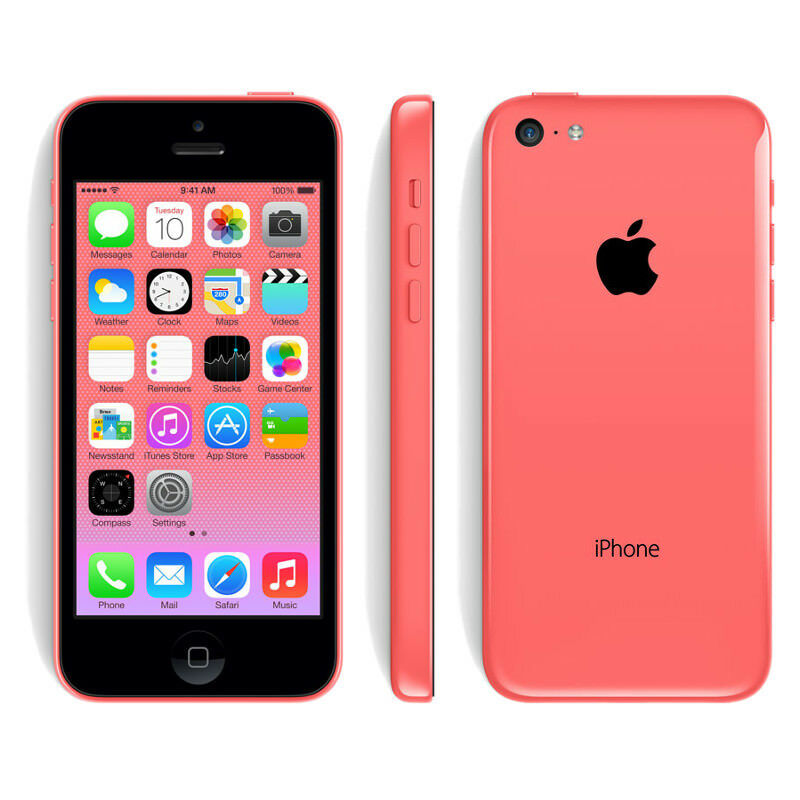 Apple iPhone 5c 8GB 16GB 32GB Smartphone Unlocked and Network Locked