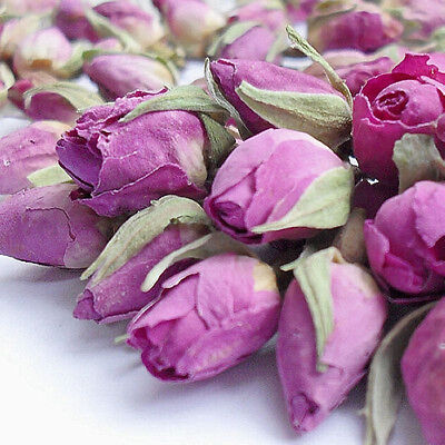 Rose Tea French Herbal Organic Imperial Dried Rose Buds 100g ESUS