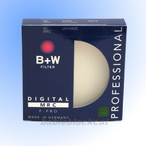 B+W 82mm Clear UV Haze with Multi-Resistant Coating (010M)