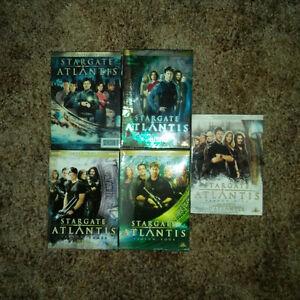 Stargate atlantis box set