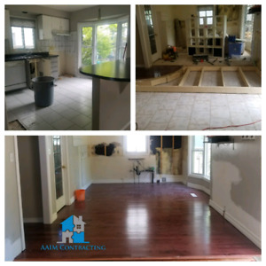 Finishing Contractor & Handyman Services