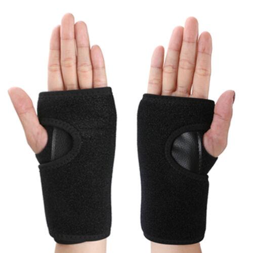 Wrist Support Brace Night Sleep Relief Carpal Tunnel Arthrit