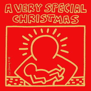 """""""A VERY SPECIAL CHRISTMAS"""" LP- 12""""-1987"""