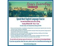 Feel at home in Edinburgh, brush up your English and really fit in!
