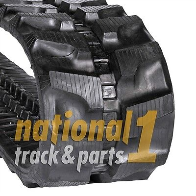Takeuchi Tb138 Mini Excavator Rubber Track Track Size 350x52.5x86 National1