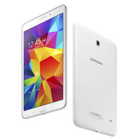 8.0 inches Samsung Galaxy Tab 4 Android Tablet - White - 16GB