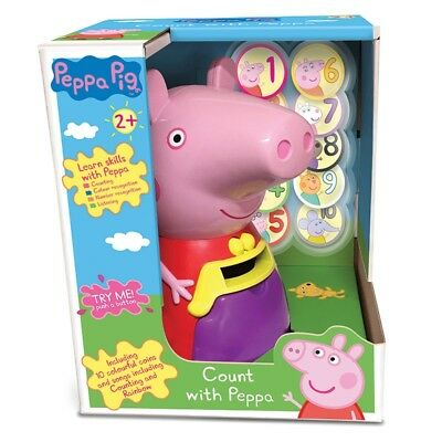 Peppa Pig's Count With Peppa