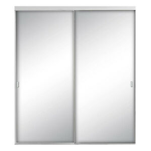 2 large mirrors 48 in wide x 93 in high