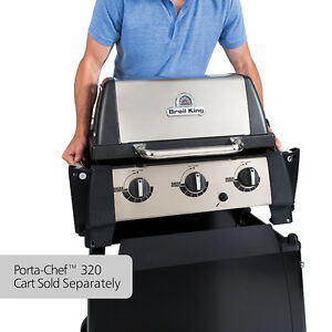 Broil King Porta-Chef 320 Grill with Cover London Ontario image 7