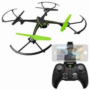 Sky Viper v2400 HD Streaming Video Drone with Bonus Rechargeable