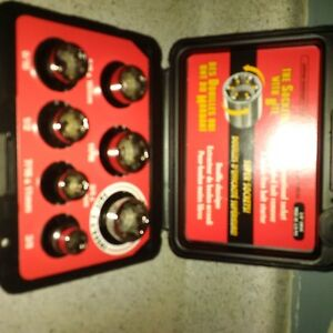 NEW CONDITION GRIP-TITE SOCKET SET