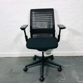 Steelcase Think V2 mesh back task Chair