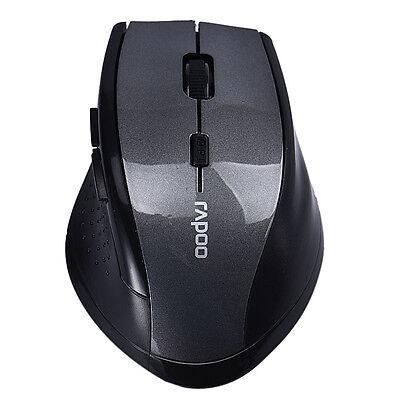 2.4GHz Kabellos optisch Gaming Mäuse Mice für Computer PC Laptop