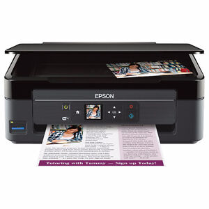 *NEW* Epson XP340 Colour Wireless All-In-One Inkjet Printer