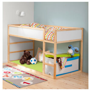Ikea bunk bed  and mattress for sale North Shore Greater Vancouver Area image 1