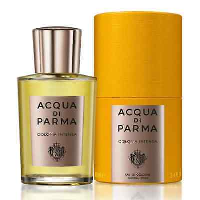 Acqua Di Parma Colonia Intensa For Men Eau De Cologne 1.7 Oz / 50 (Men 1.7 Ounce Model)