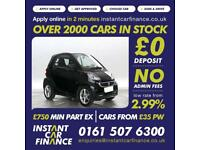 Smart fortwo 1.0 mhd Softouch 2012MY Edition 21 FINANCE FROM £27 PER WEEK
