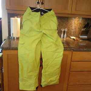 3 PAIRS OF GENTLY USED MENS SNOWBOARD PANTS Strathcona County Edmonton Area image 2