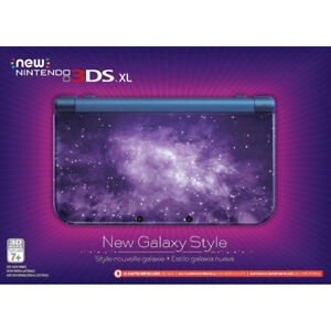 Nintendo 3DS XL Galaxy for sale $200