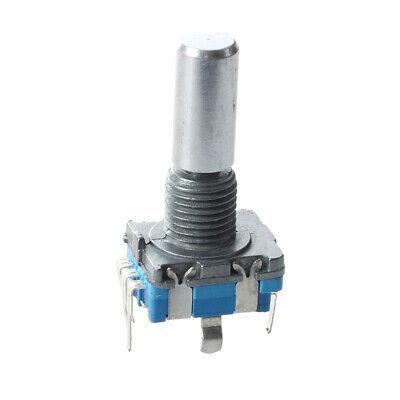 5x 12mm Rotary Encoder Switch With Keyswitch Key Switch Electronic Componen M2t3
