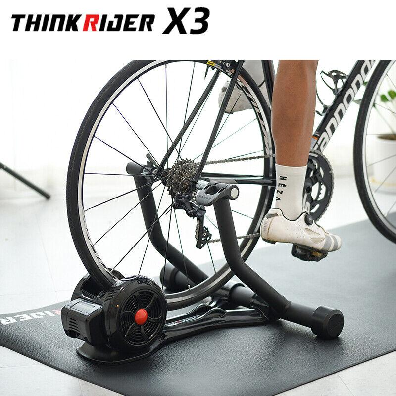 Thinkrider x3 Pro Smart Cycling Built-in Power Meter Bike Trainer MTB Road Bike