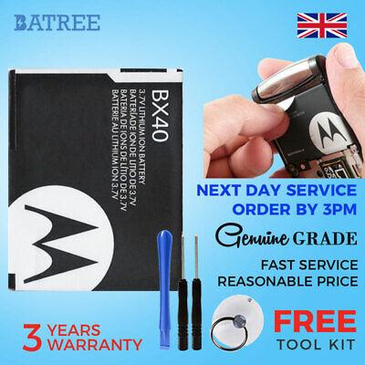 NEW Replacement Battery for Motorola BX40 RAZR2 V8 V9 V9M V9X RAZR U9 Pico Z9