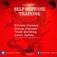 Group Classes for Self Defense