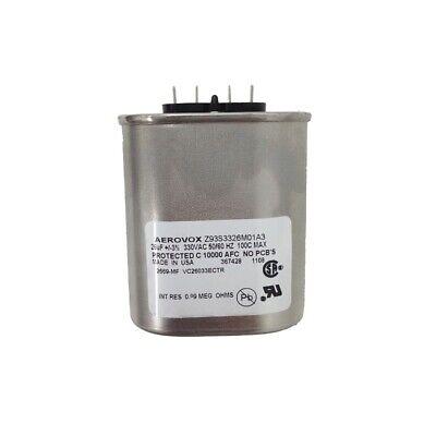 Universal 330v 26uf 400w Oil Filled Capacitor Pulse Start 005-2669-bh