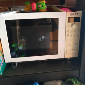 NEFF Microwave used in good condition