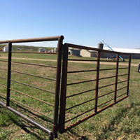 Free Standing Corral Panels & More