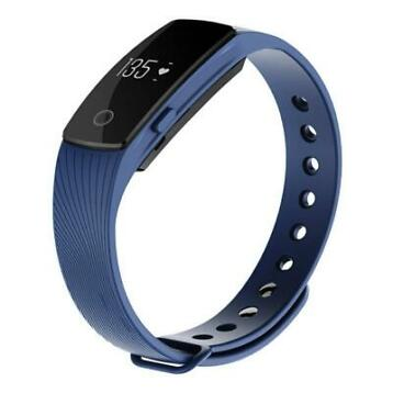 Fitness Activity Tracker sporthorloge sportwatch Blauw